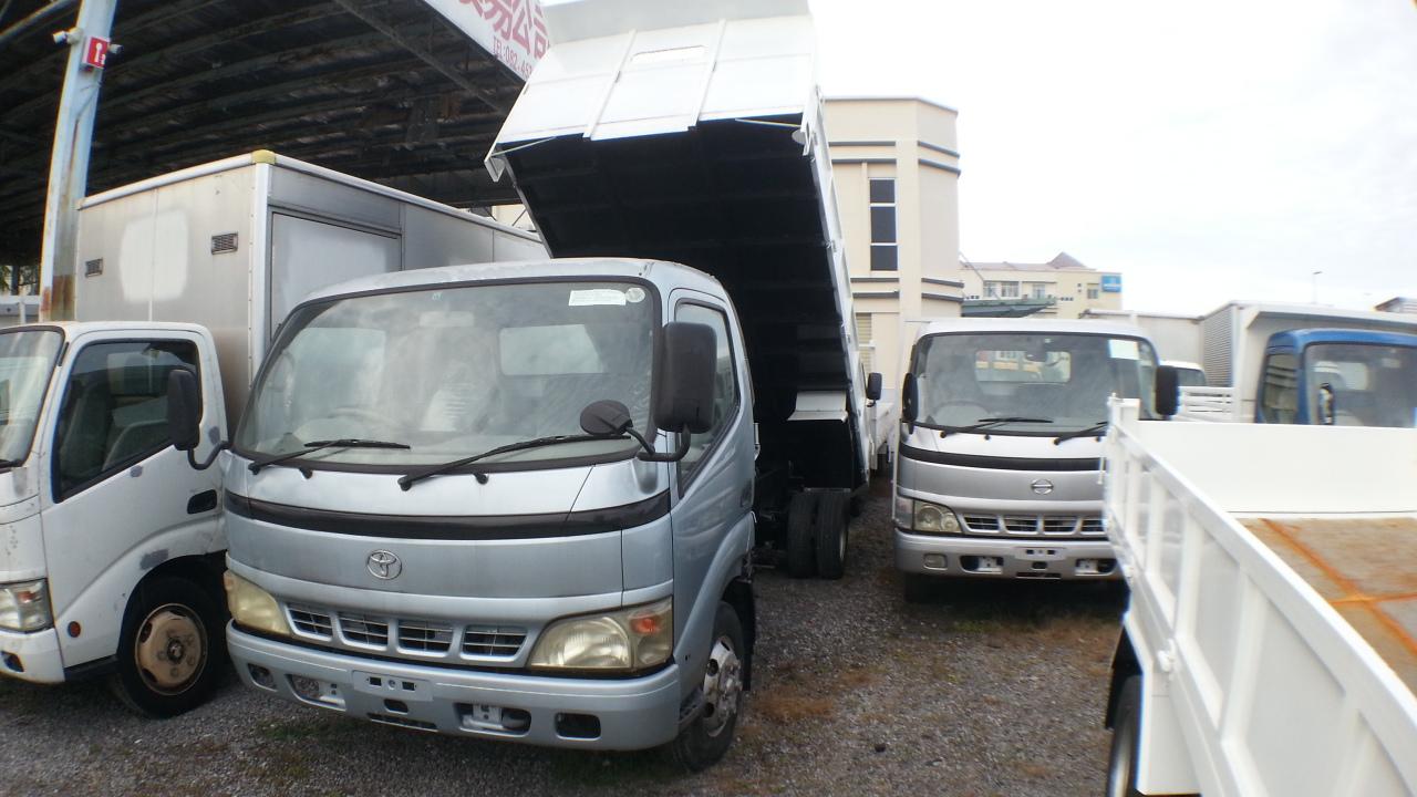 23319aa22a Toyota XZU420 Tipper Truck